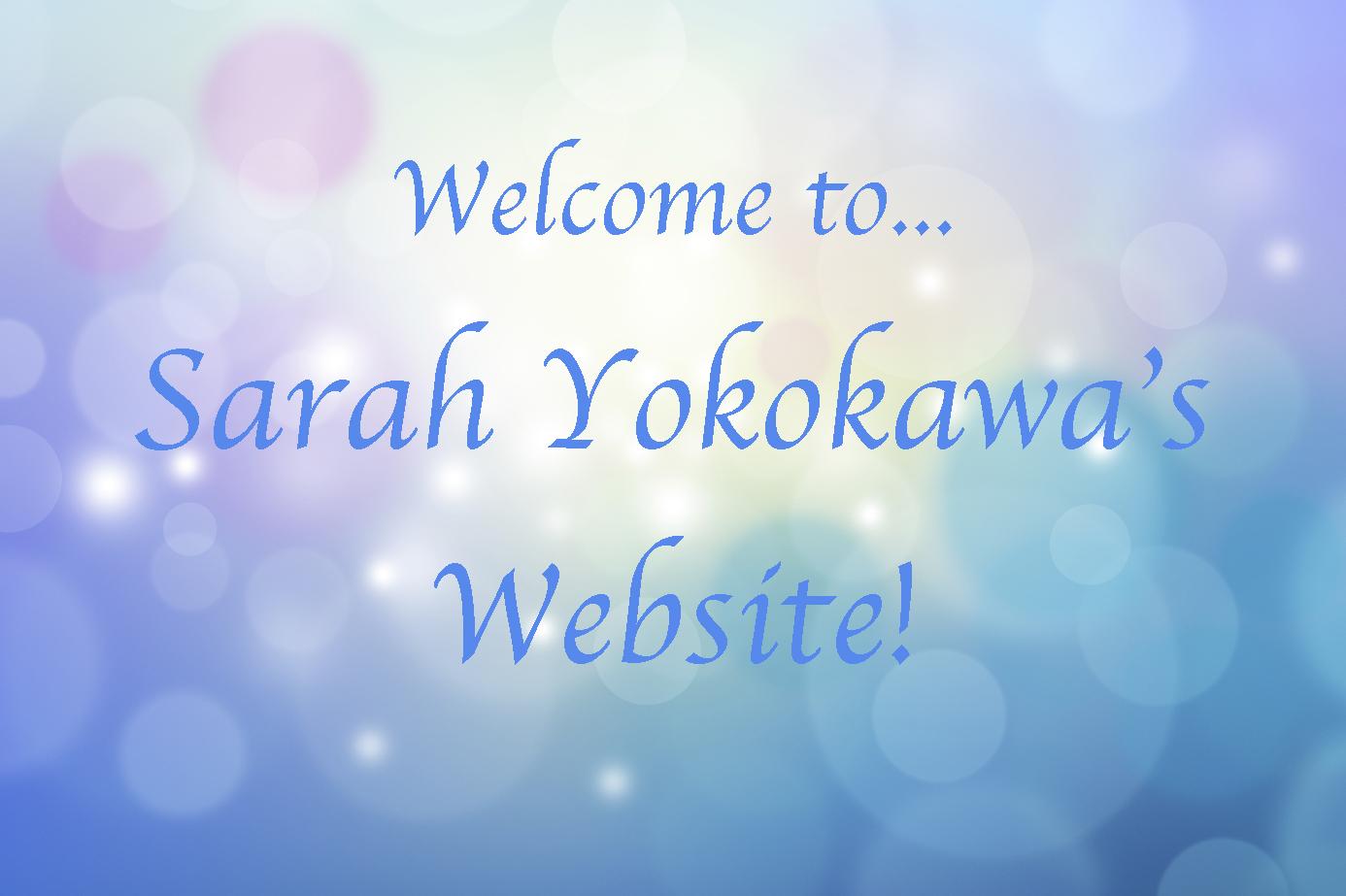 Sarahyokokawa-website-theme