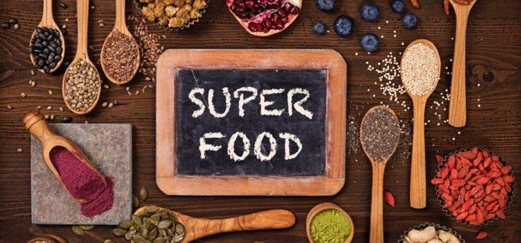 からだに美味しいスーパーフード講座