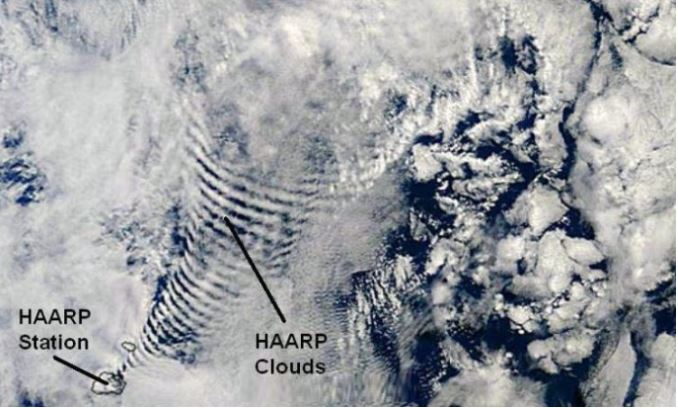 ⑧HAARP-weather