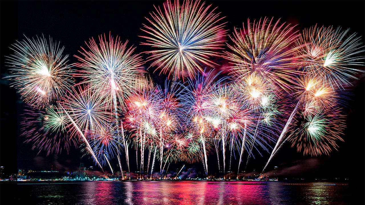 fireworks for gesara